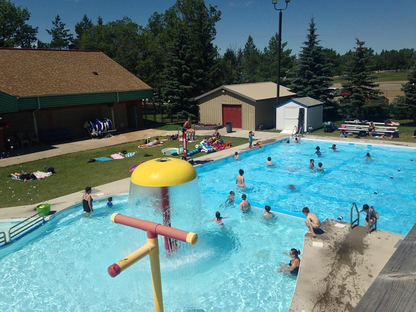 Leisure Centre Outdoor Fun