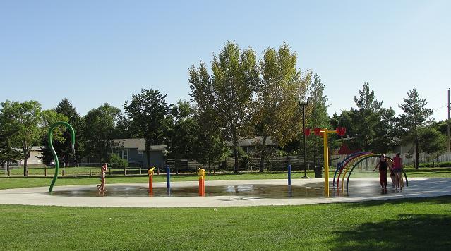 Young Fellows Spray Park