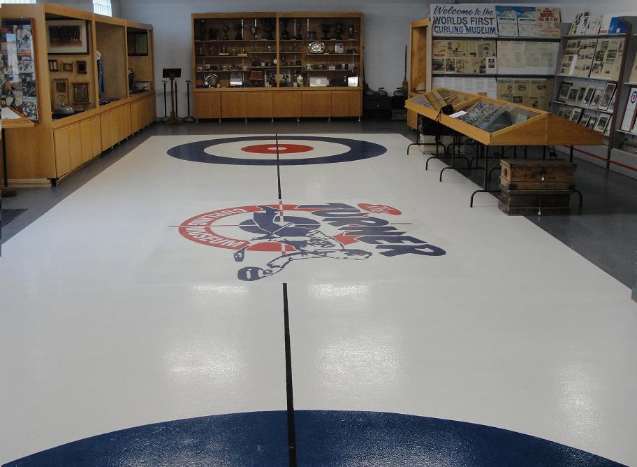Turner Curling Museum