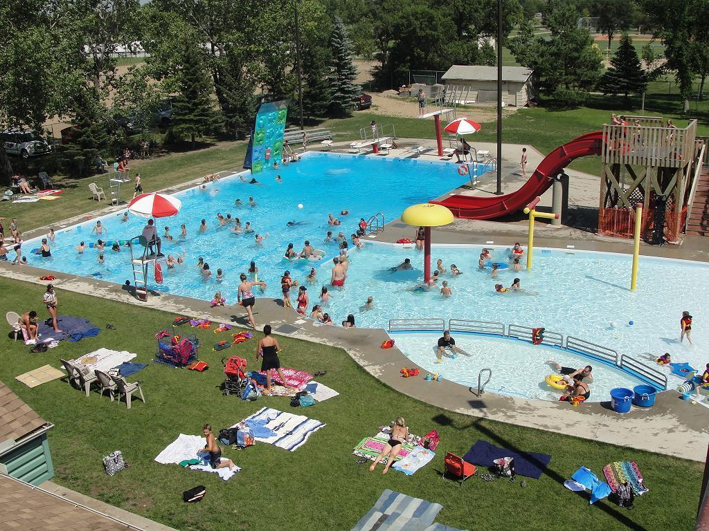 WLC Outdoor Pool