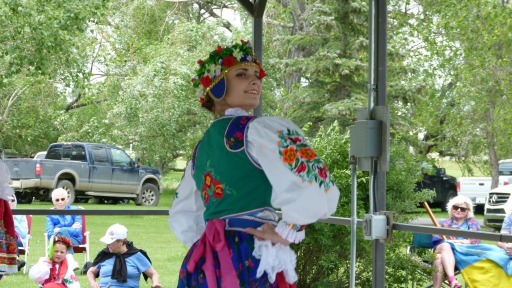 Trails Day Dancer