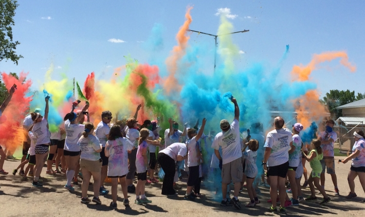 Color Run! 2016
