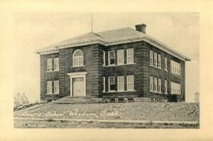 1919SourisSchool