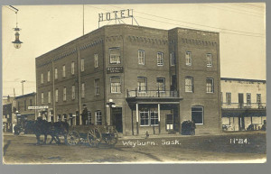 The Waverly Hotel