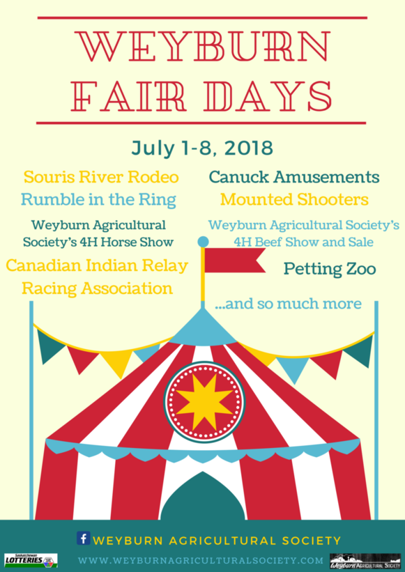 Weyburn Fair Days Weyburn Saskatchewan