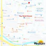 Nov. 26 – ROAD CLOSURE – Souris Ave.