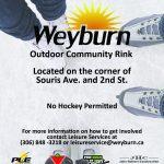 Weyburn's Outdoor Community Rink Set To Open